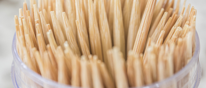 Uses of Cinnamon Toothpicks