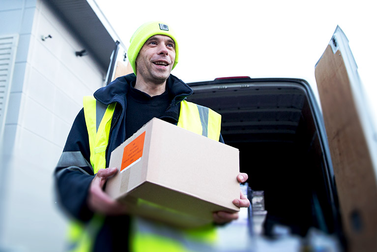 delivery industry