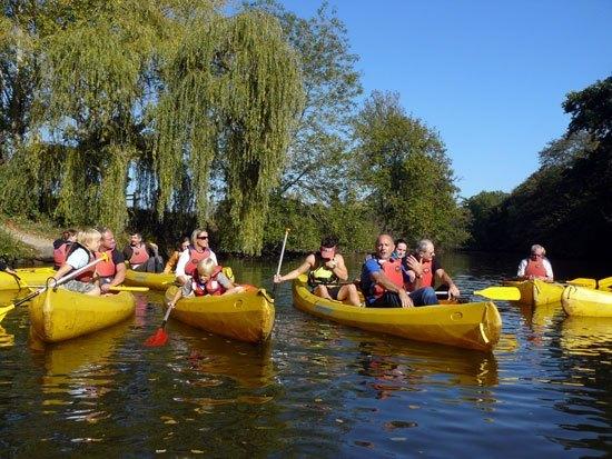 fibre kayaks