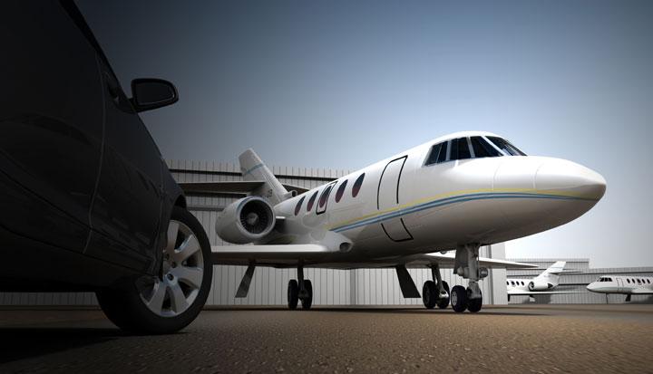 airport transfer limousine service
